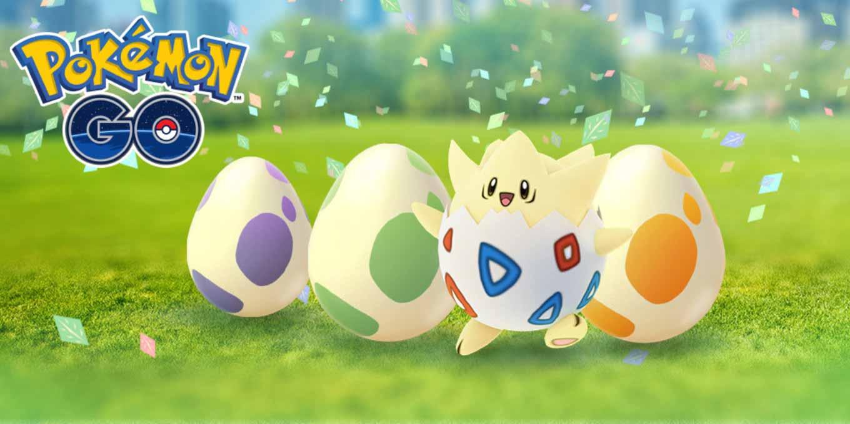【ポケモンGO】 4月14日未明からイベント「ポケモンのタマゴを探せ!」を開催