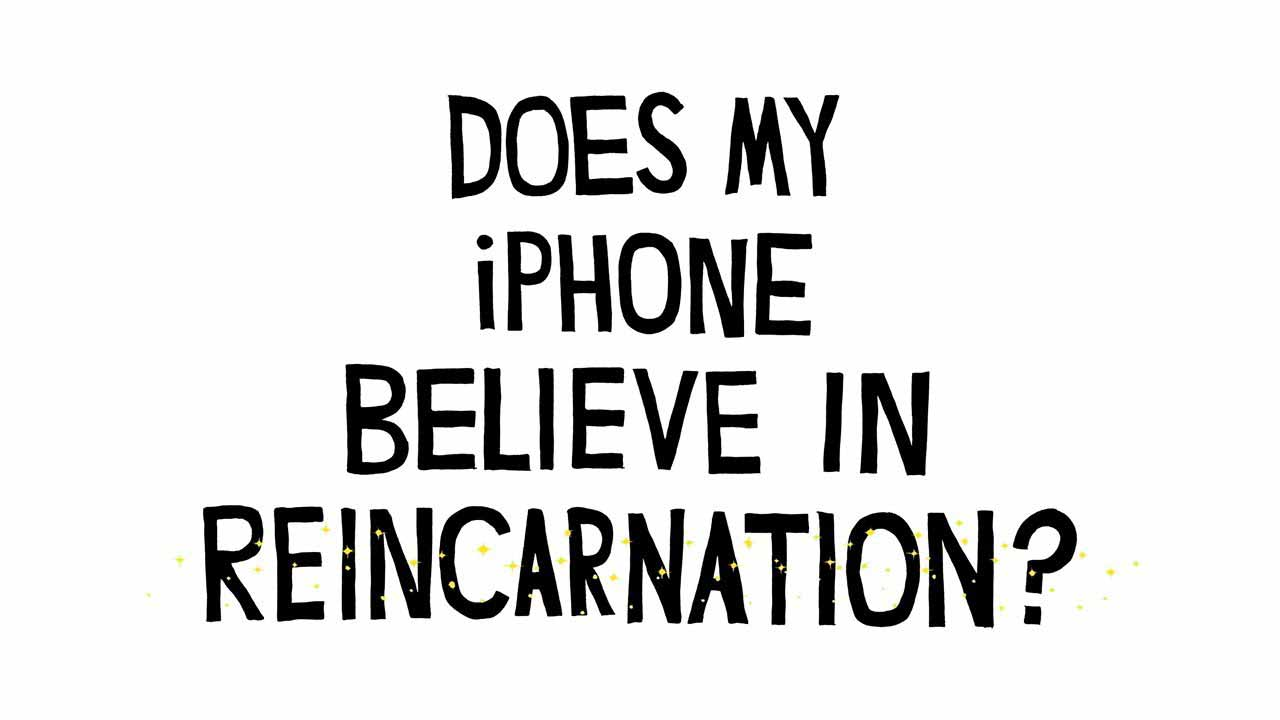 Apple、「Earth Day 2017」のプロモ動画「Does my iPhone believe in reincarnation?」を公開