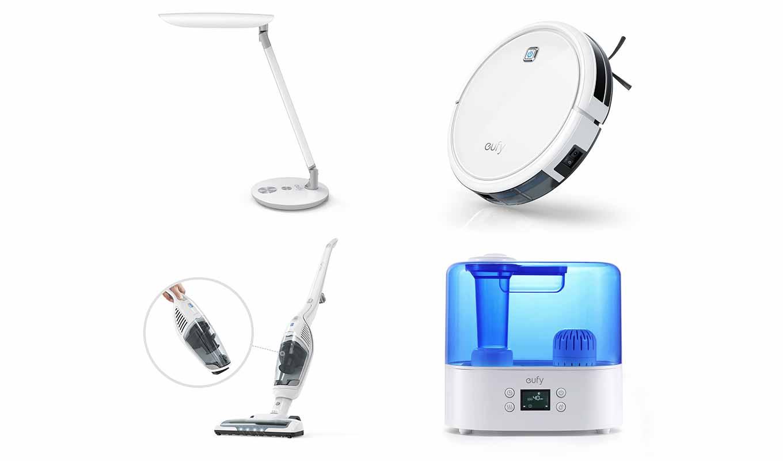 【最大40%オフ】「Anker x eufy 母の日セールリレー」:2日目は自動掃除機ロボットやLEDデスクライトなどが対象