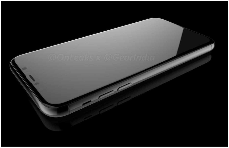 「iPhone 8」のTouch IDはやはりディスプレイに内蔵に!?