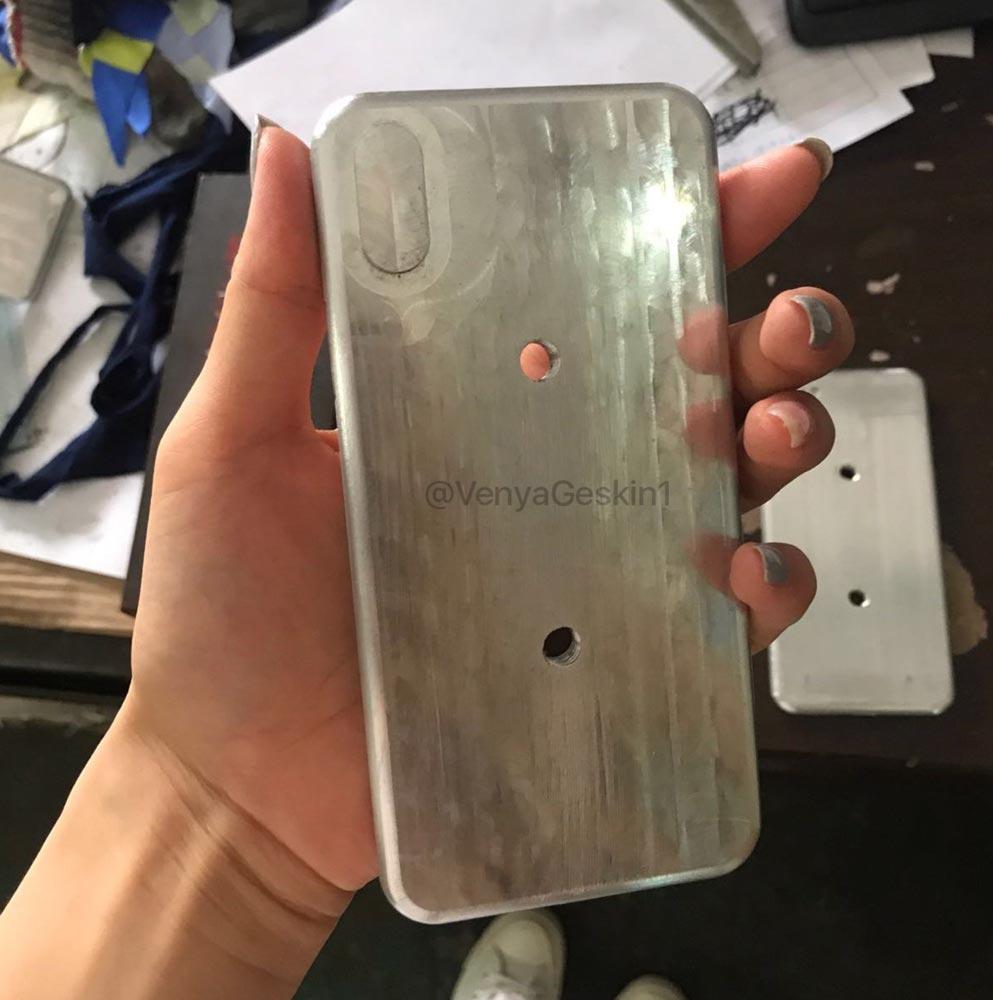 「iPhone 8」のTouch IDは背面ではなくディスプレイか電源ボタンに内蔵か!?