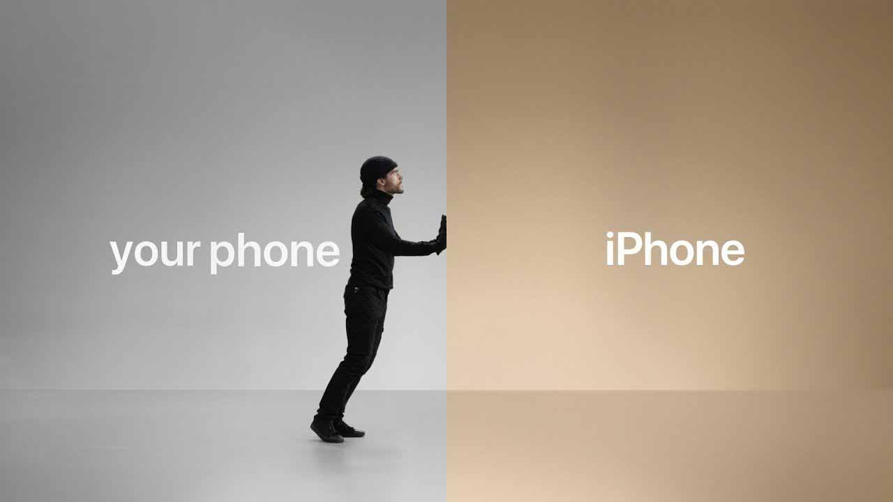 Apple、新しいiPhoneのCM「Switch to iPhone」シリーズに新作3本を追加