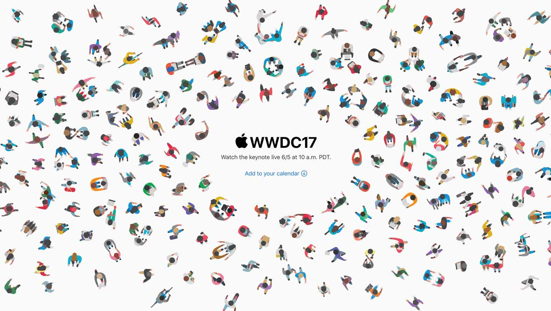 Apple、「WWDC 2017」の基調講演をライブストリーム配信すると発表 ― 日本時間6月6日午前2時から