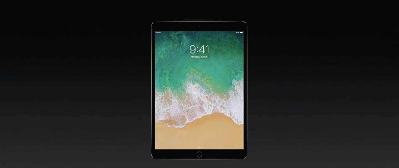 Apple、新しい「10.5インチ iPad Pro」と「12.9インチiPad Pro」を発表