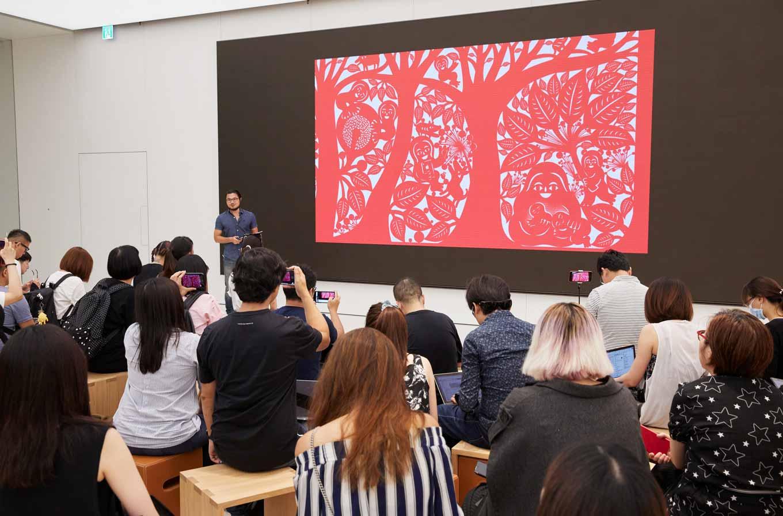 Apple、7月1日にオープンする台湾初のApple Store「Apple 台北 101」を紹介