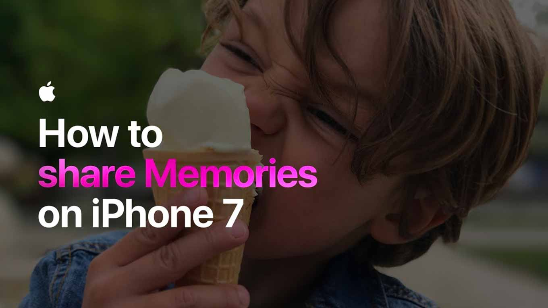 Apple、iPhoneの「写真」アプリのメモリー機能を紹介したチュートリアル動画を2本公開