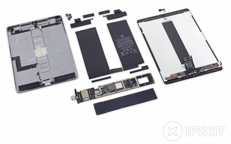 iFixit、「10.5インチ iPad Pro」のバラシレポートを公開