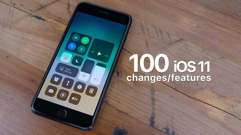 「iOS 11」に追加された100以上の新機能や変更点を紹介した動画