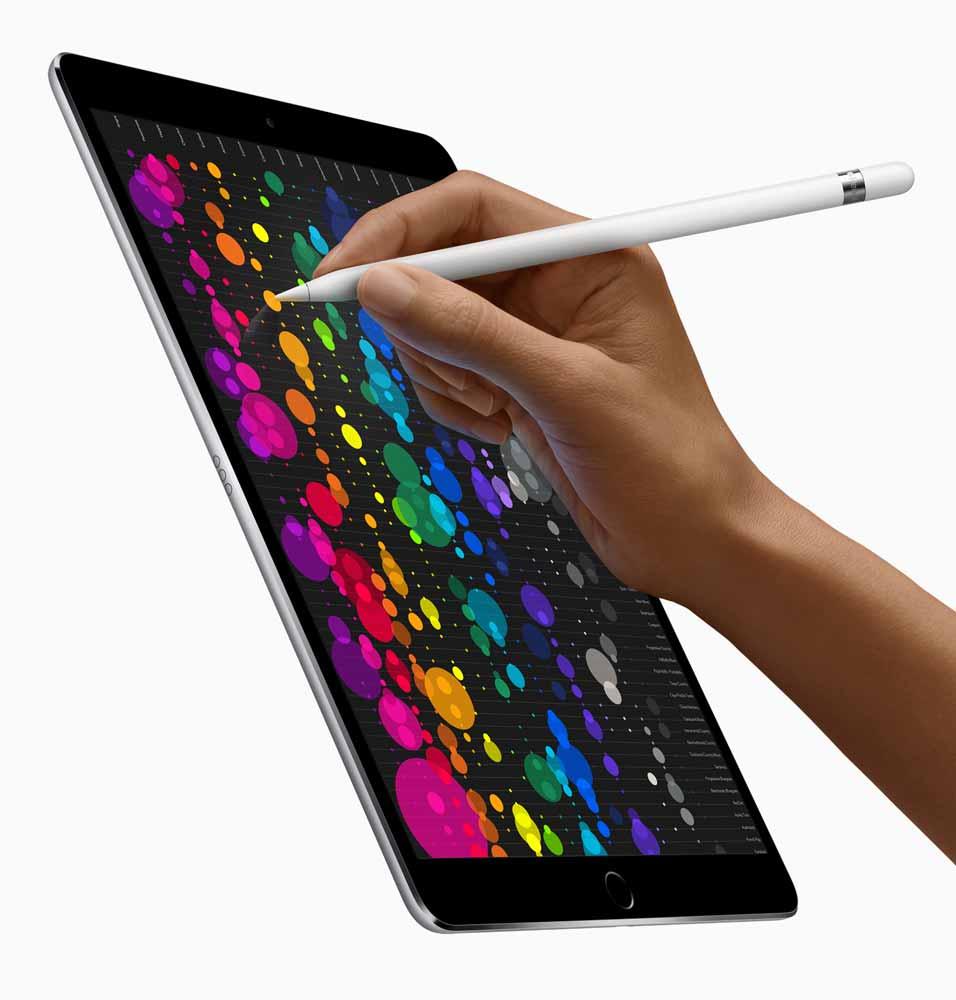10.5インチ「iPad Pro」に搭載されているメモリは4GB