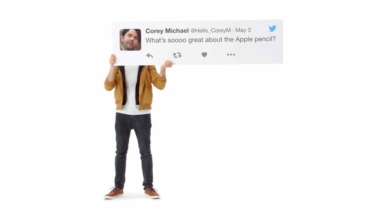 Apple、「iPad Pro」の新しいCM「A new kind of power」など2本公開
