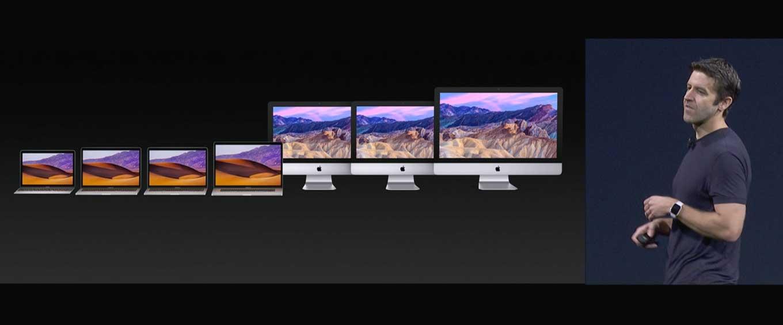 """Apple、Intelの第7世代""""KabyLake""""を搭載した「MacBook Pro(2017)」と「MacBook(2017)」を発表"""