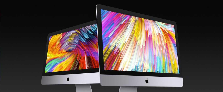 """Apple、Intelの第7世代""""KabyLake""""を搭載した新型「iMac(2017)」を発表"""