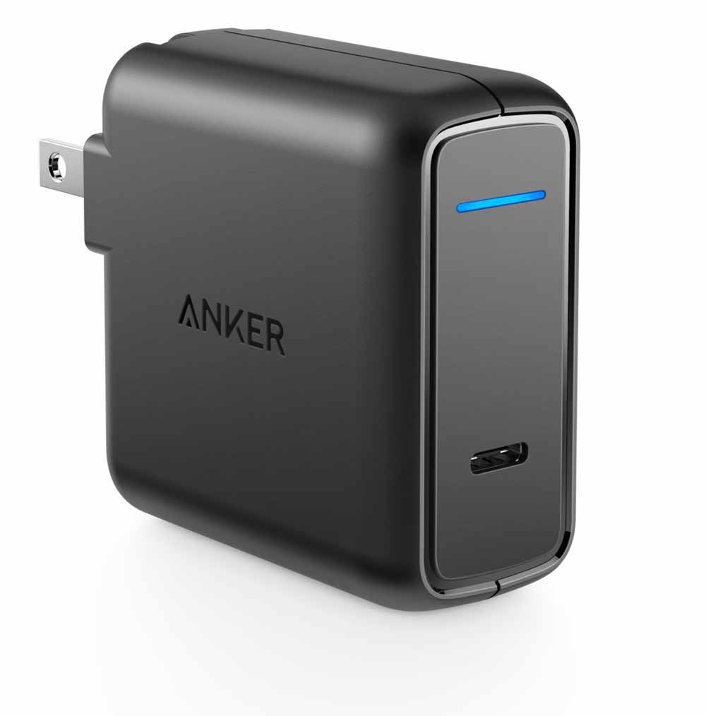 Anker、MacBookに充電可能なUSB-C急速充電器「Anker PowerPort Speed 1 PD30」の販売を開始