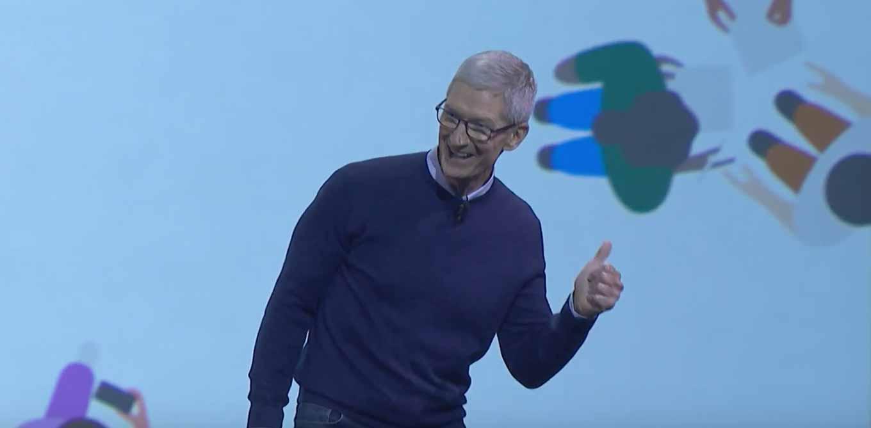 Apple、「WWDC 2017」の基調講演の動画をYouTube公式チャンネルで公開