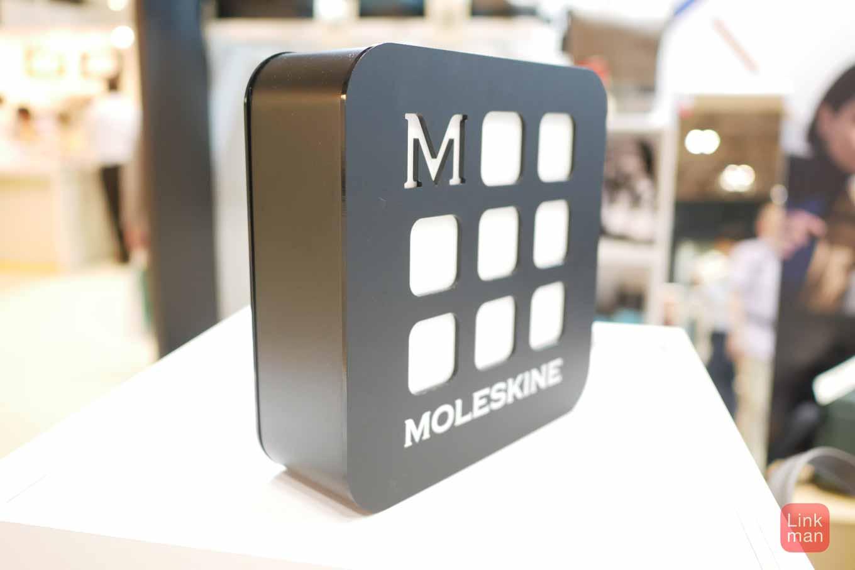 GIFTEX 2017:エムディーエス、MOLESKINEの「iPhone 7」向けケースなどを展示