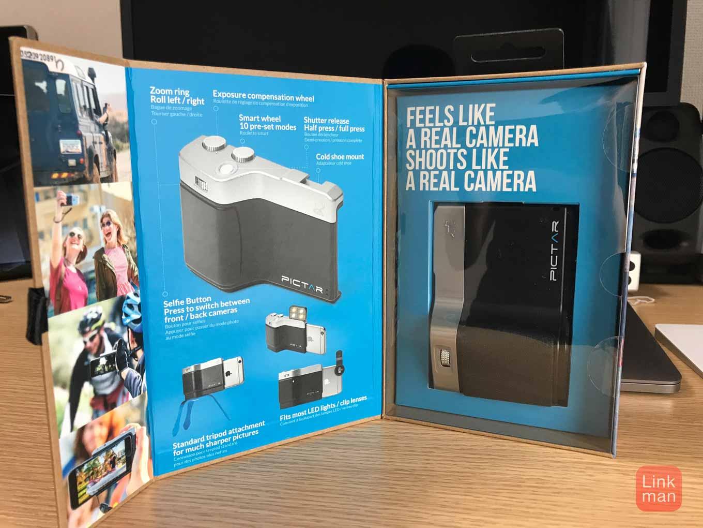 【レビュー】iPhoneで一眼レフのような操作感を実現するアダプタ「miggo Pictar One for iPhone」をチェック