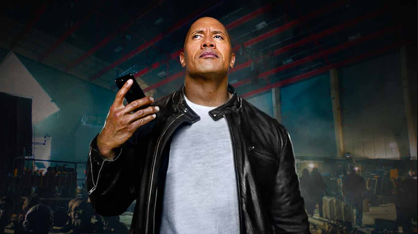 Apple、The RockことDwayne Johnson主演のショートムービー「The Rock x Siri Dominate the Day」を公開