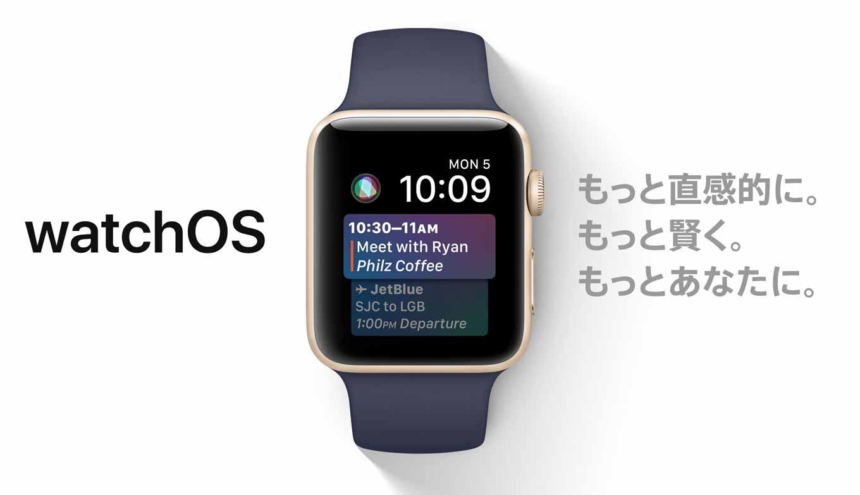 Apple、デベロッパー向けに「watchOS 4.3 beta 3」リリース