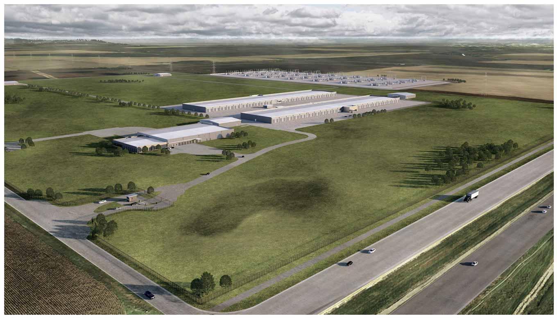 Apple、アイオワ州ウォーキーに新しいデータセンターを建設へ