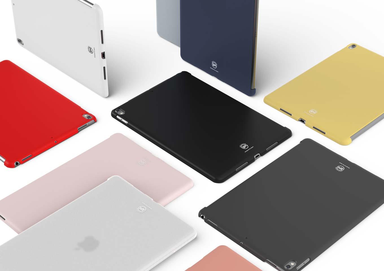 AndMesh、iPad向け背面ケース「AndMesh Basic Case for iPad Pro 10.5 / iPad 9.7」販売開始