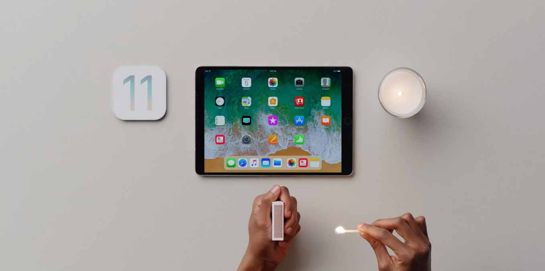 Apple、「iPad + iOS 11」で使える新機能を紹介したプロモーションビデオ6本を公開