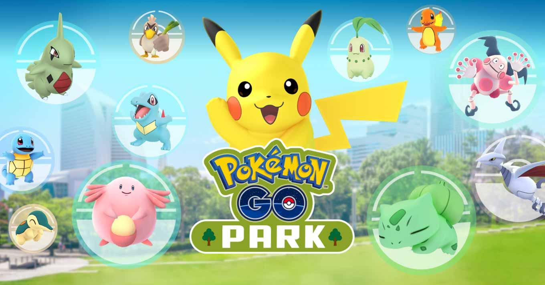 【ポケモンGO】国内初の公式イベント「Pokémon GO PARK」を開催 ― 国内では見つけられないポケモンも登場