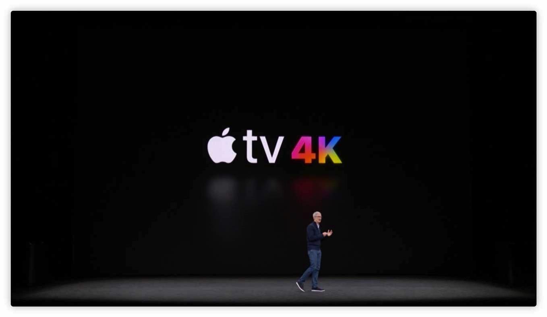 Apple、4K/HDRに対応した「Apple TV 4K」を発表