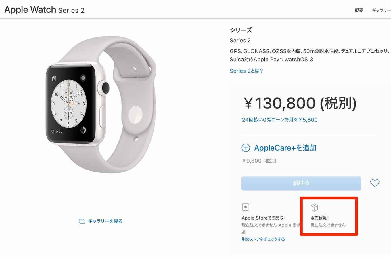 Applewatchstock