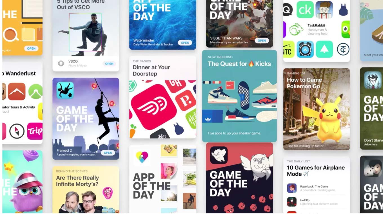 Apple、「iOS 11」のApp StoreにフォーカスしたCMシリーズを4本公開