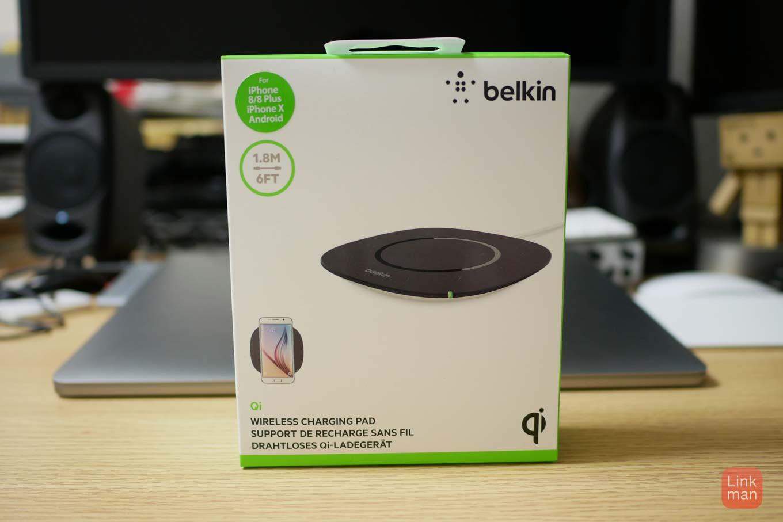【レビュー】ベルキン、「iPhone X」「iPhone 8/8 Plus」対応ワイヤレス充電器「Boost↑Up Qi Wireless Charging Pad (5W)」をチェック