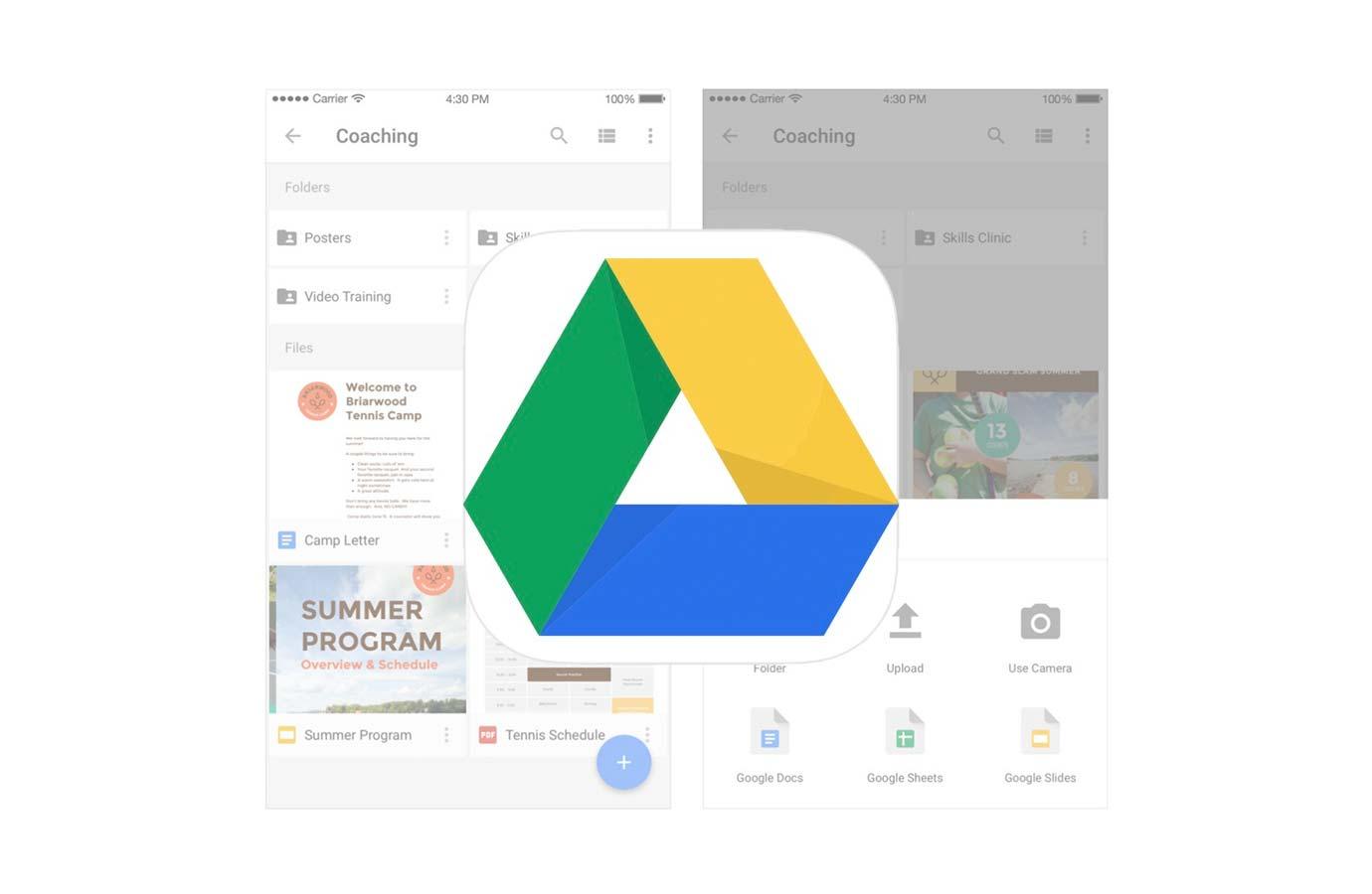 Google、iOS 11のファイルアプリに対応した「Googleドライブ」の最新バージョンをリリース