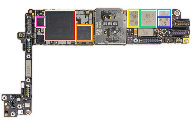 Ifixit iphone8 3