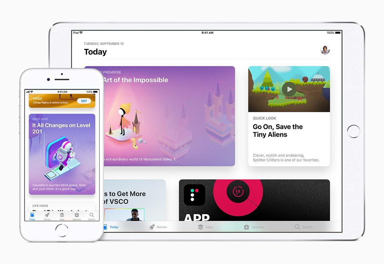 Apple、iOSバージョン別シェア「iOS 11」は52%と発表 ー 2017年11月6日時点でのデータ