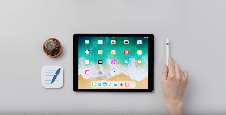 Apple、「iPad + iOS 11」で使える新機能を紹介したプロモビデオ新たに3本を公開