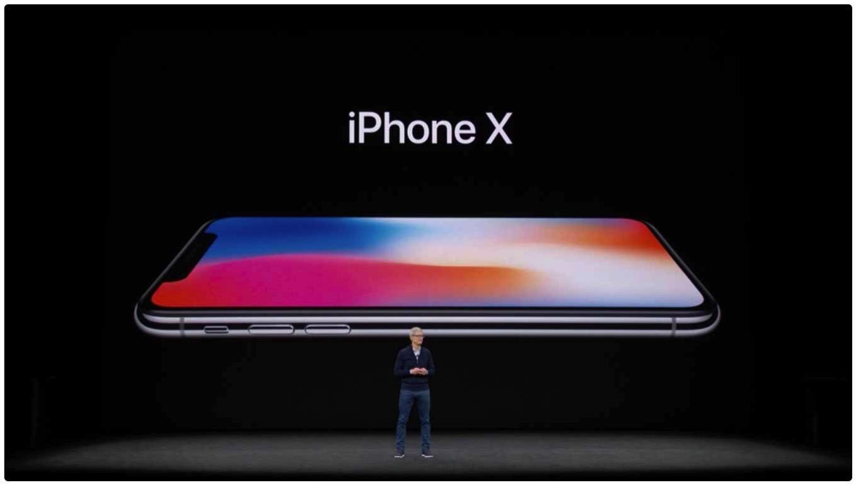 Apple、有機ELディスプレイや「Face ID」を搭載した「iPhone X」を発表
