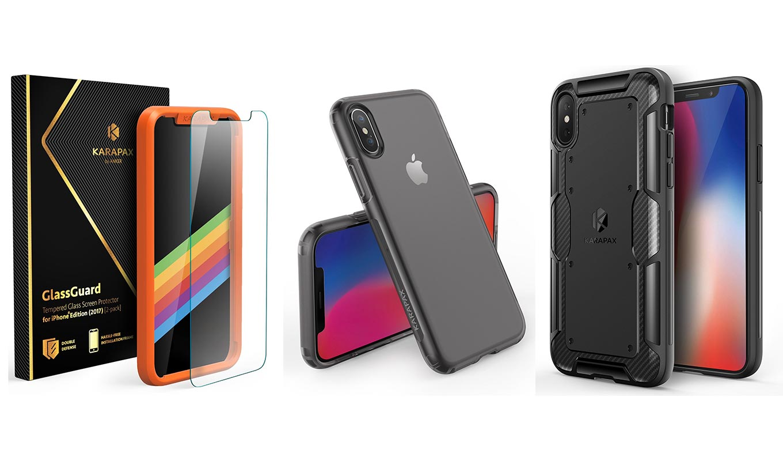 【最大30%オフ】Anker、「iPhone X」向け強化ガラス液晶保護フィルムやケースなどが対象のセールを実施中(11/3まで)