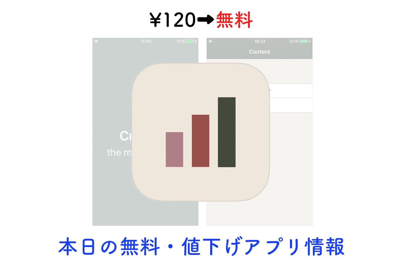 ¥120→無料、1日にやることを最大7つ設定できるToDoアプリ「Craftally」など【10/20】本日の無料・値下げアプリ情報