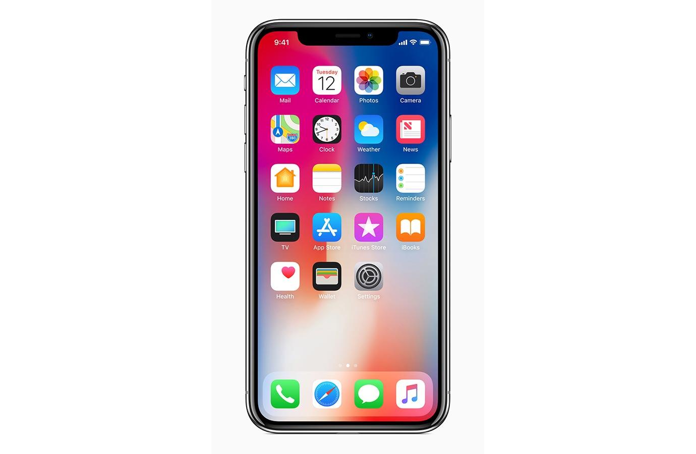 au、「iPhone X」の機種代金を発表