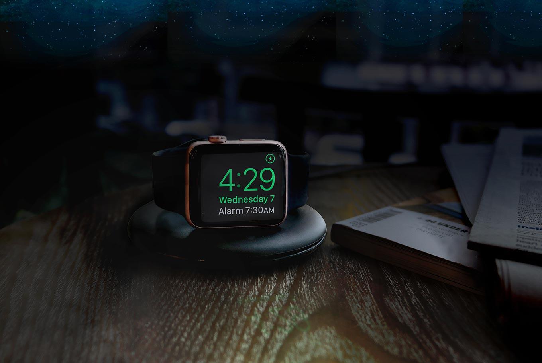 ベルキン、充電ケーブルが収納できるApple Watch用スタンド 「Travel Stand for Apple Watch」の販売を開始