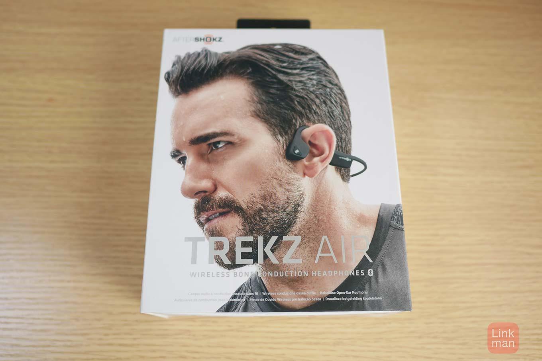 【レビュー】AfterShokz、より軽くなった骨伝導ワイヤレスヘッドフォン「TREKZ AIR」をチェック