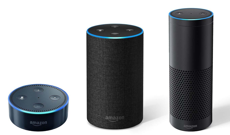 Amazon、Alexa搭載スマートスピーカー「Amazon Echo」シリーズを招待制による販売受付開始