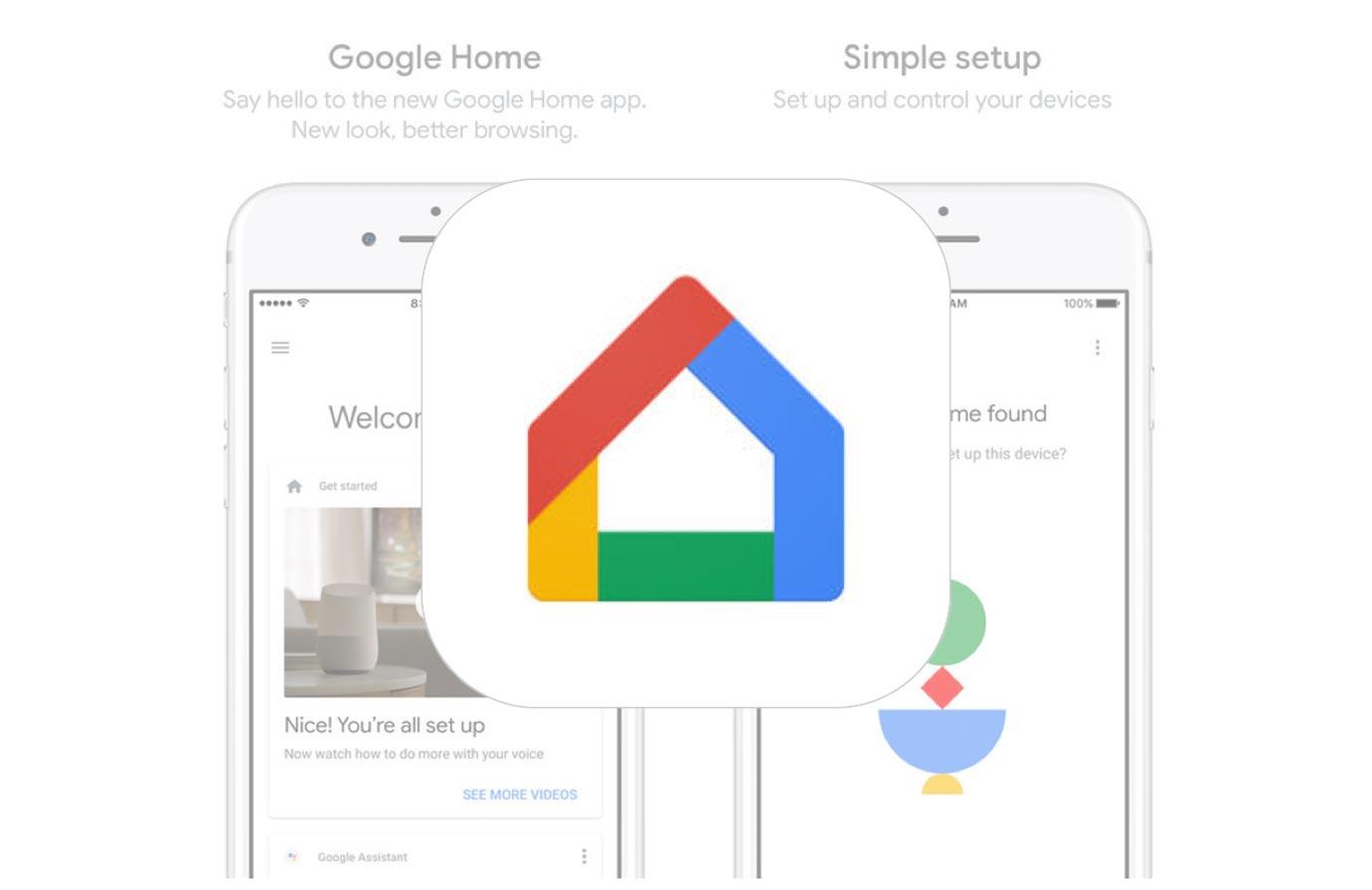 iOSアプリ「Google Home」がアップデートで「iPhone X」のディスプレイサイズに対応