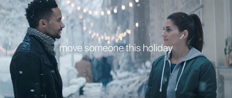 Apple、今年のホリデーシーズン向けTVCM「Sway」を公開