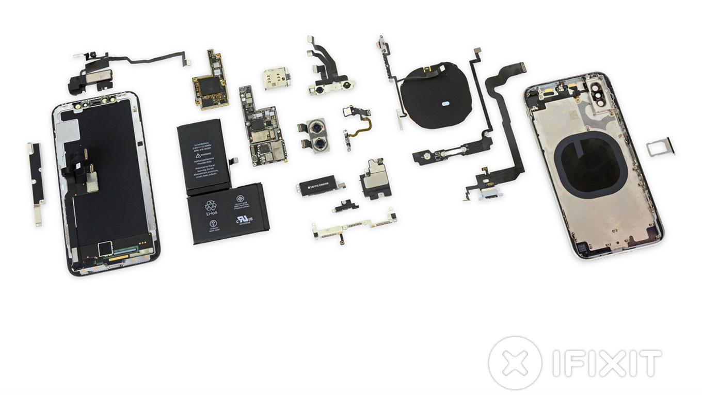 iFixit、「iPhone X」のバラシレポートを公開