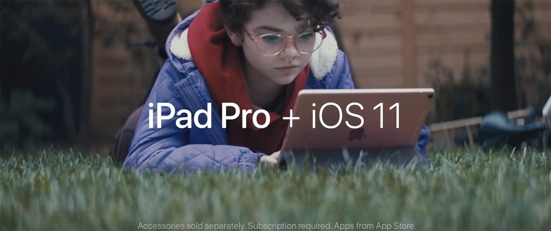 Apple、「iPad Pro」の新しいCM「What's a computer」を公開