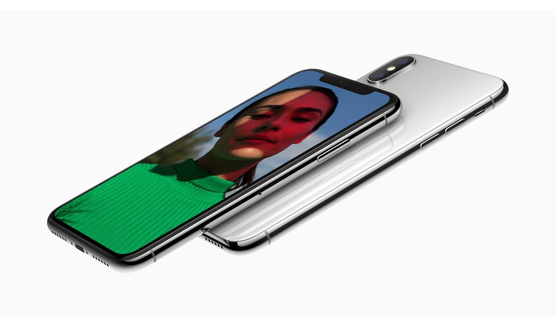 Apple、「iPhone X」の販売を開始