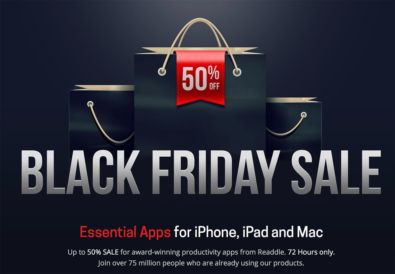 【最大50%オフ】Readdle、「Calendars 5」や「PDF Expert」などの人気iOSアプリがセール中!