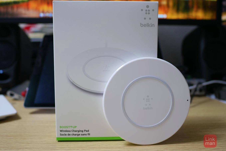 【レビュー】iPhone X/8/8 Plusの高速ワイヤレス充電に対応した「Belkin Boost Up Wireless Charging Pad」をチェック