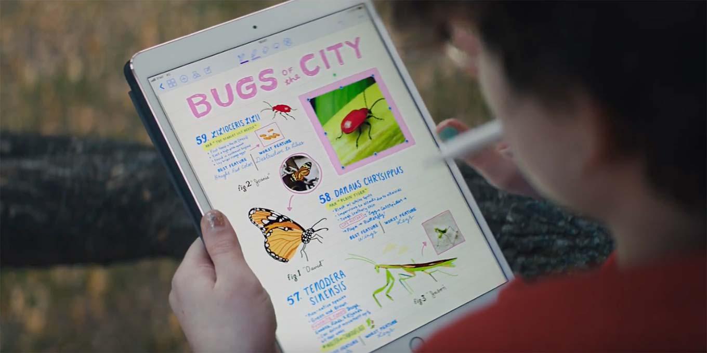 Apple Japan、「iPad Pro」の新しいCM「コンピュータって何?」「すばやく書き足そう」を公開