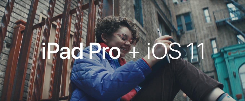 Apple、「iPad Pro」の新しいCM「Markup」を公開